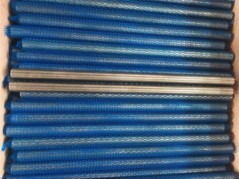 alliage de nickel nouveaux produits de la tige filetée trapézoïdale inconel601 / 2.4851