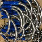 prix bas de tube en acier inoxydable u boulon a2, a4