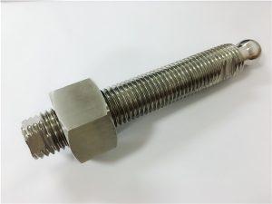 No.22-Custom fraisage CNC boulon à tête sphérique en acier inoxydable et de fixation