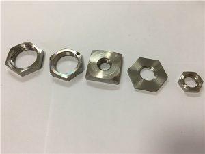 No.34-Prix de gros carré en acier inoxydable roue écrou