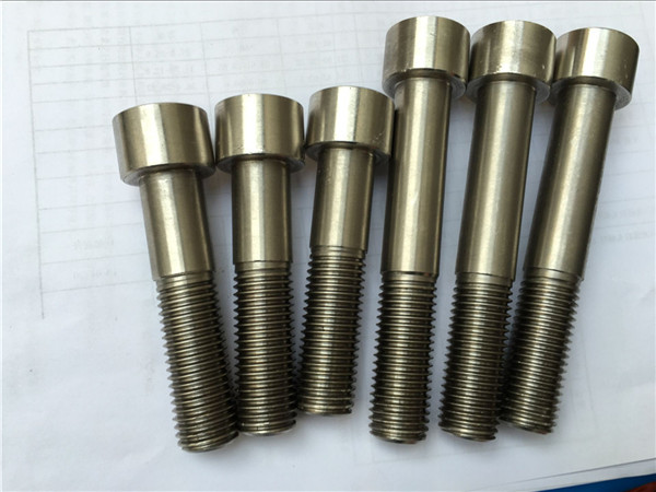 matériel de fixation hastelloy c276 n10276 vis à tête cylindrique