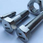 alliage de nickel acier monel400 prix par kg écrou de goujon écrou de fixation à vis en2.4360