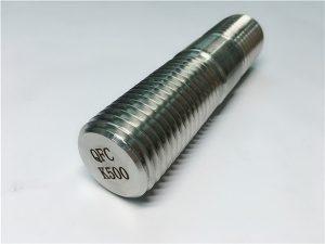 Tige filetée No.62-Monel K500