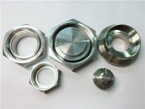 No.98-1.4410 UNS S32750 2507 fiche mâle à douille hexagonale utilisée dans l'industrie du pétrole et du gaz