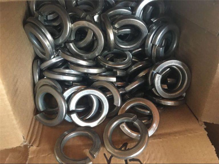 uns s32750 rondelle élastique