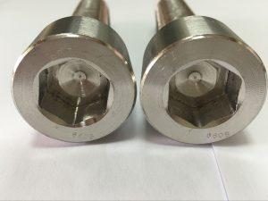 fabricants de fixations DIN 6912 boulon à tête hexagonale en titane titane