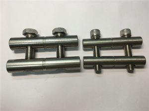quincaillerie d'ameublement, attaches personnalisées en acier inoxydable de précision