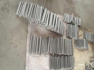 inconel 718 625 600 601 tarauder écrou hexagonal et écrou de fixation M6 M120