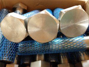 attaches mécaniques de grande capacité boulon et écrou hexagonaux lourds à haute résistance